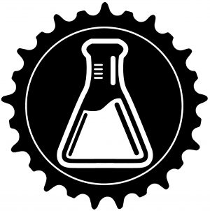 Action Science White Logo